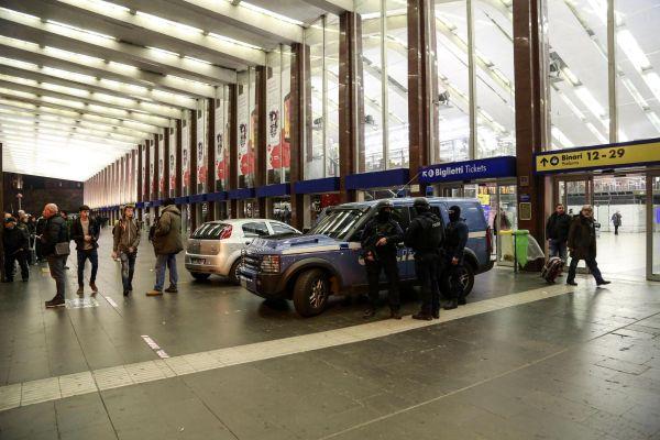 Termini, ladri seriali arrestati dalla polizia