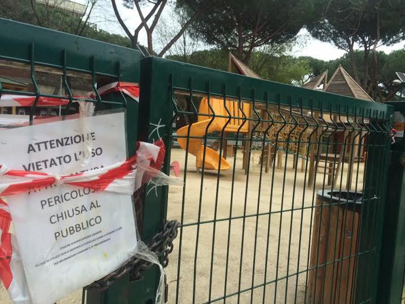 """Via Lemonia, la presidente Fantino: """"Sostengo il crowdfuding per il parco giochi"""""""