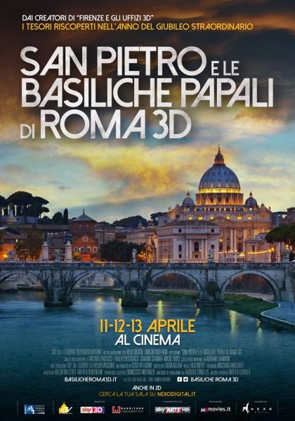Ecco la magia delle basiliche papali in 3D