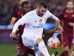 Champions league, Benzema salta il ritorno con la Roma: 3 settimane di stop per l'attaccante