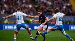 Sei nazioni, l'Italia di rugby perde all'Olimpico contro la Scozia e vede il cucchiaio di legno