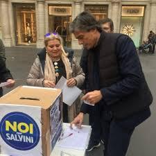 Gazebo Lega, vince Marchini. Salvini a un passo dallo strappo:
