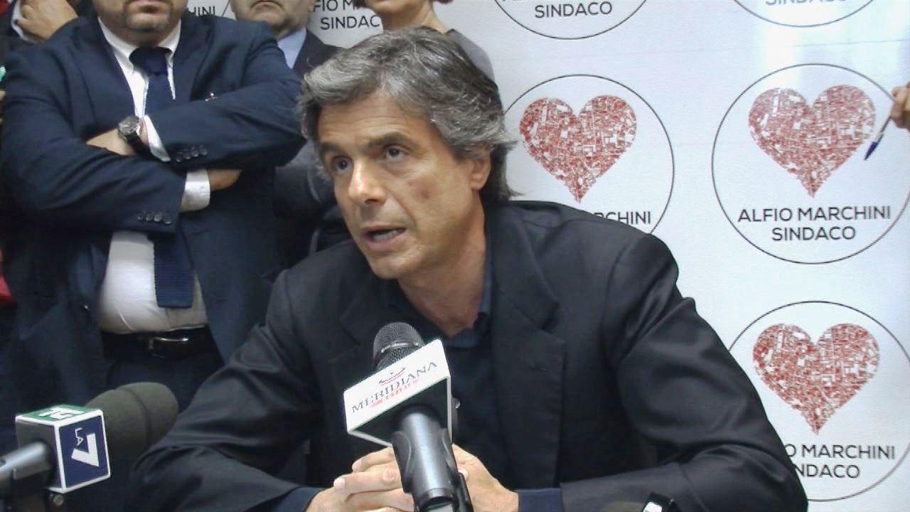 Centrodestra, proposta primarie il 13 marzo. Marchini vuole la spinta civica, Bertolaso punta sul de...