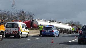 Valmontone, incidente sulla A1: 6 chilometri di coda