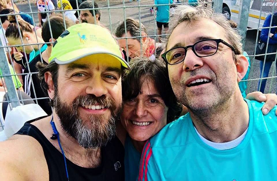 Roma-Ostia, vince Kirwa, Giachetti partecipa alla maratona: