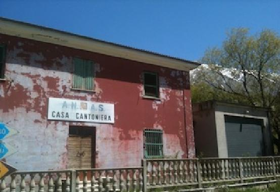 Case cantoniere, Regione: