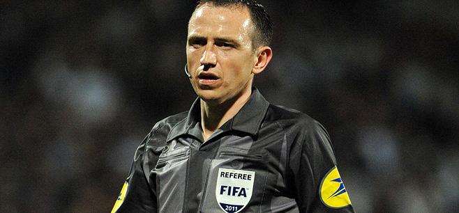 Europa league, il ritorno Lazio-Sparta Praga all'arbitro francese Ruddy Buquet
