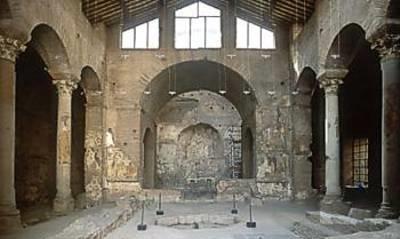 Riapre la pubblico la basilica di Santa Maria Antiqua
