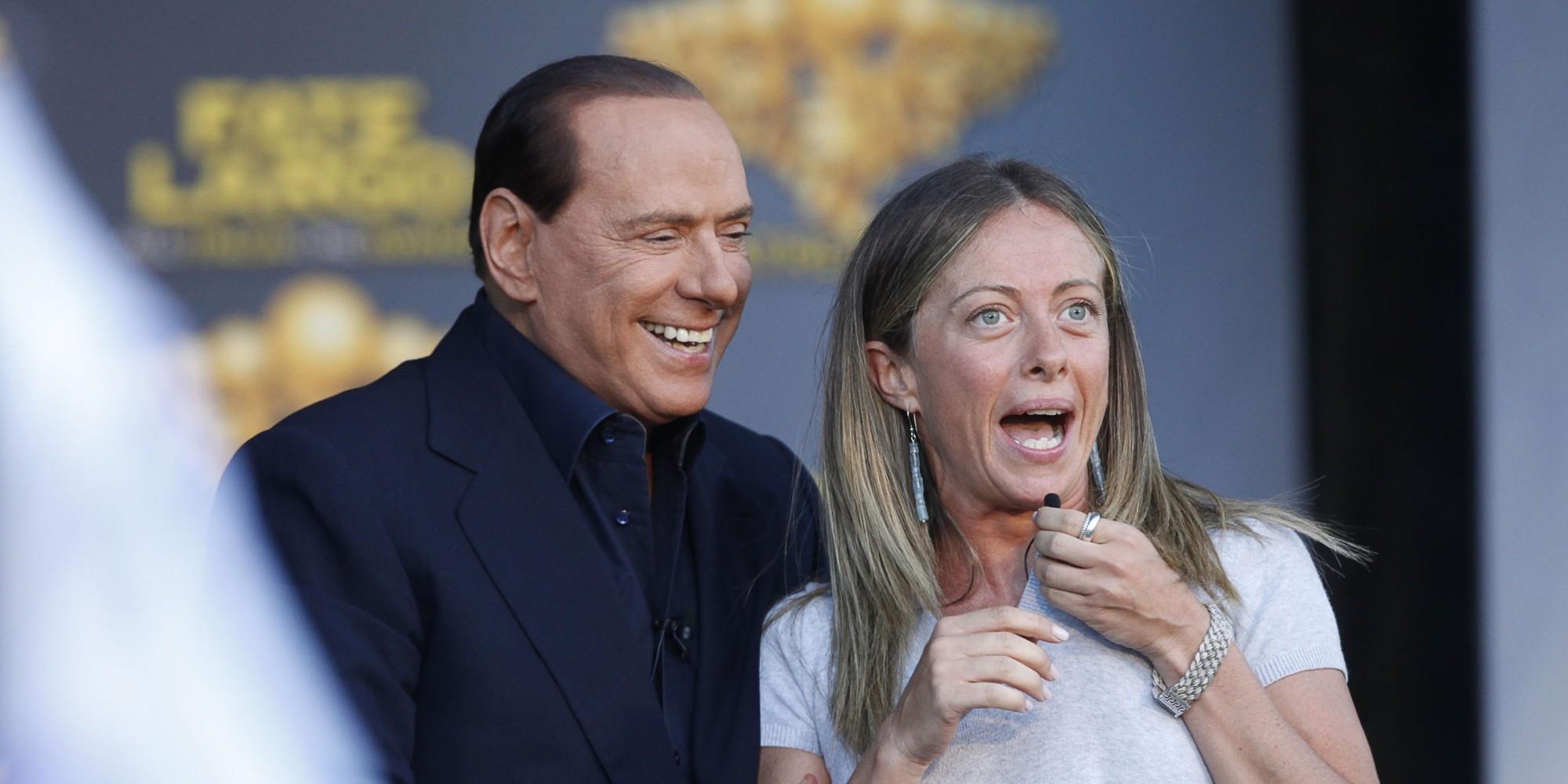 Comunali, Meloni a Berlusconi:
