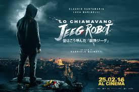 David, Jeeg Robot e Caligari per lo splatter romano