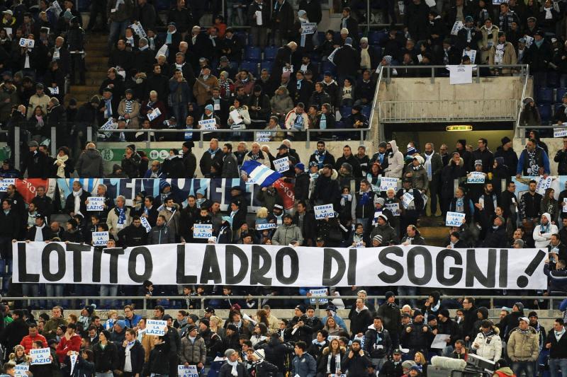Lazio, i tifosi vip insieme per riempire lo stadio e togliere le barriere