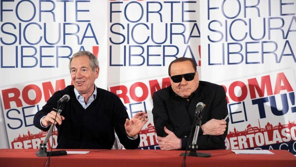 Comunali, Berlusconi punta su Marchini: terremoto nel centrodestra ma l'ex Cavaliere guarda al centr...