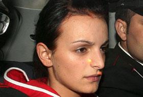 Uccise Vanessa Russo con un ombrello, in semilibertà Doina Matei