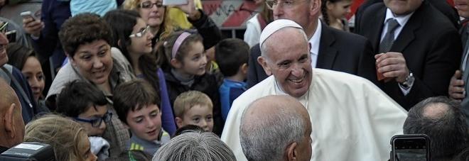 Il Papa al Villaggio della Terra e ai giovani ricorda che