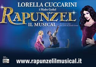 Rapunzel torna al Brancaccio