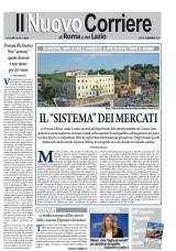 IL NUOVO CORRIERE DI ROMA E DEL LAZIO – SABATO 7 MAGGIO 2016