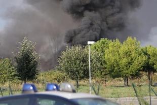 MAGLIANA - corpo semicarbonizzato di una ragazza trovato vicino a un auto in fiamme