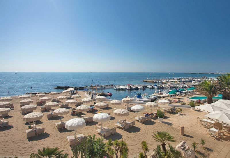 Quel sogno arabo di un resort nel parco nazionale del Circeo