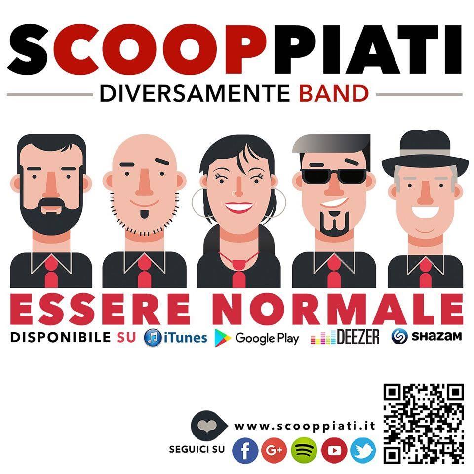 Essere Normale, il nuovo singolo della Diversamente Band