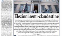 Il Nuovo Corriere di Roma e del Lazio – Sabato 10 Settembre 2016