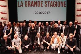 Un posto a teatro. Eliseo: la stagione 2016/ 2017