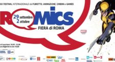 Romics festeggia 20 edizioni con i supereroi Marvel