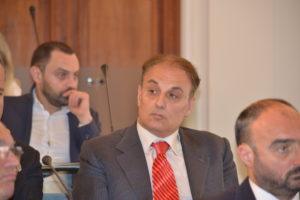 Claudio Pica, presidente Esercenti Pubblici (Foto copyright Online News)