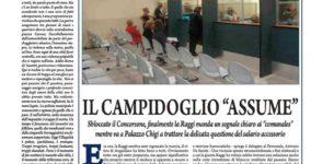 Il Nuovo Corriere di Roma e del Lazio – NUMERO 64 ANNO II – MARTEDI' 18 OTTOBRE 2016