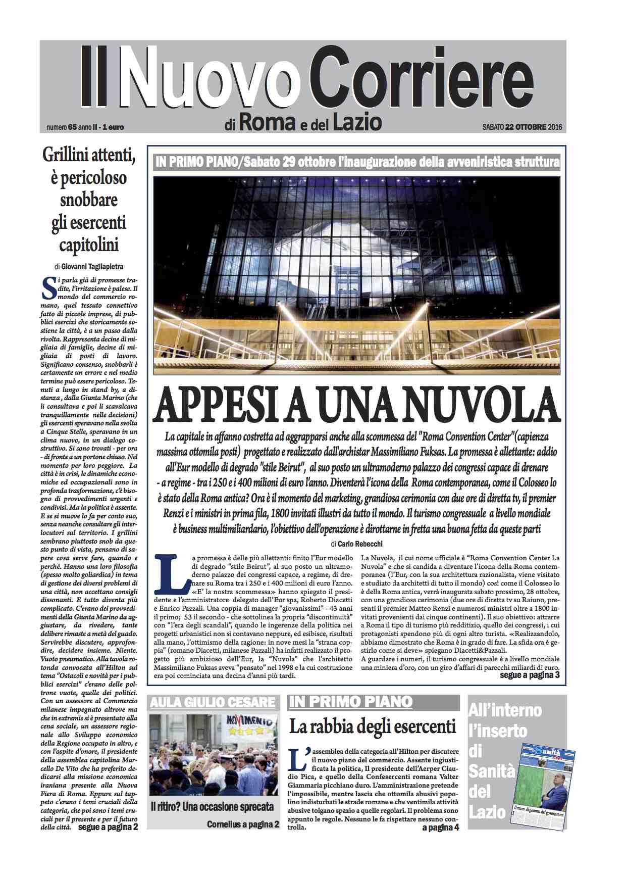 il-nuovo-corriere-di-roma-e-del-lazio-n-65-del-22-ottobre-2016