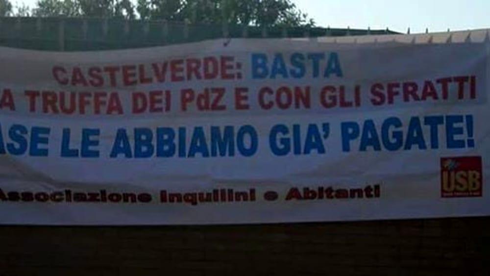 A Roma l'assessore Berdini revoca concessioni piani di zona a Castelverde e Tor Vergata