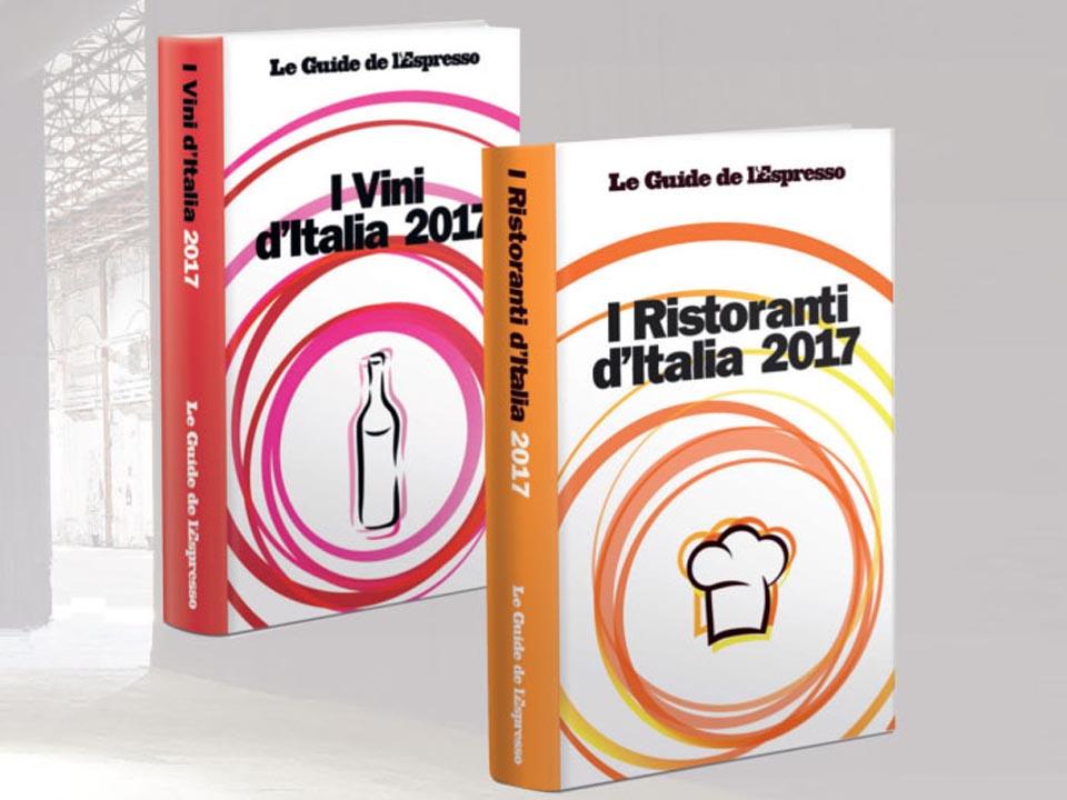 Ora anche nella ristorazione Roma batte Milano. Lo dice  la Guida 2017 dell'Espresso in arrivo il 20...