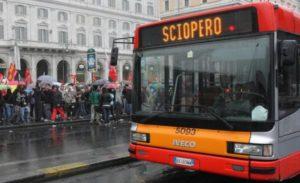 Roma, 21 ottobre 2016 - Giornata di sciopero dei mezzi pubblici