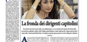Il Nuovo Corriere di Roma e del Lazio n. 68 Anno II – Sabato 5 Novembre 2016