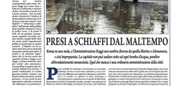 Il Nuovo Corriere di Roma e del Lazio n. 69 Anno II – Martedì 8 Novembre 2016