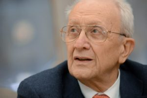 Il presidente onorario della Corte di Cassazione, Ferdinando Imposimato