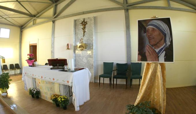 Ponte di Nona - Dedicazione di una nuova Chiesa parrocchiale