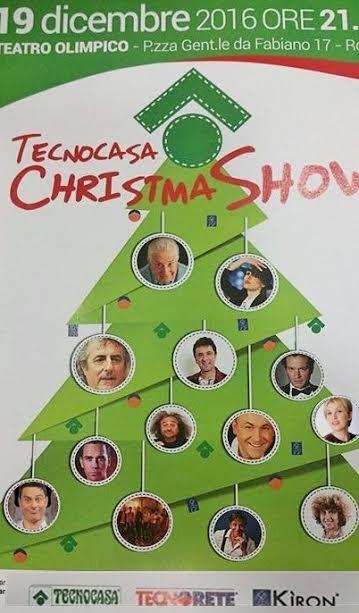 Demo Mura e Manuela Zero per il Tecnocasa Christmas Show all'Olimpico
