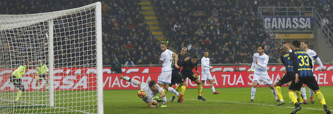 L'Inter rinasce a San Siro, Lazio ko: 3-0