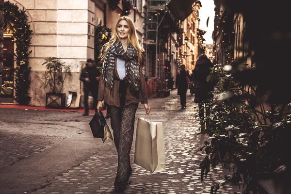 Roma capitale europea dello shopping