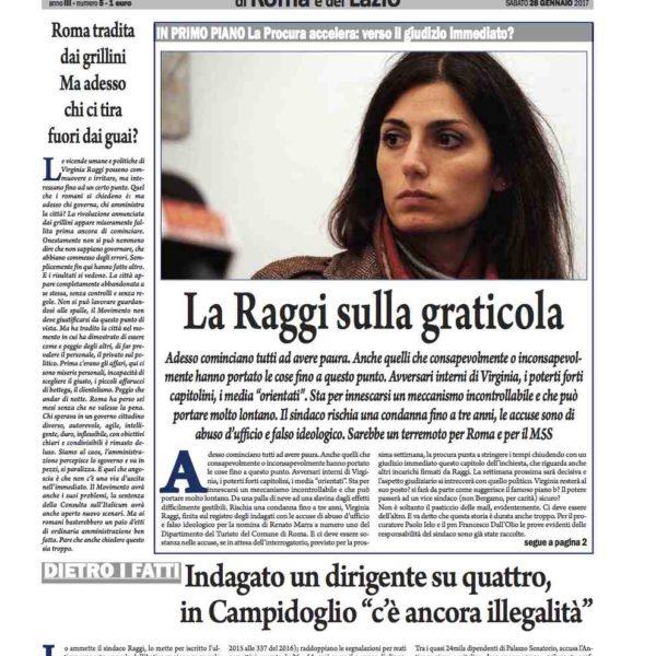 Il Nuovo Corriere n.5 del 28 gennaio 2017