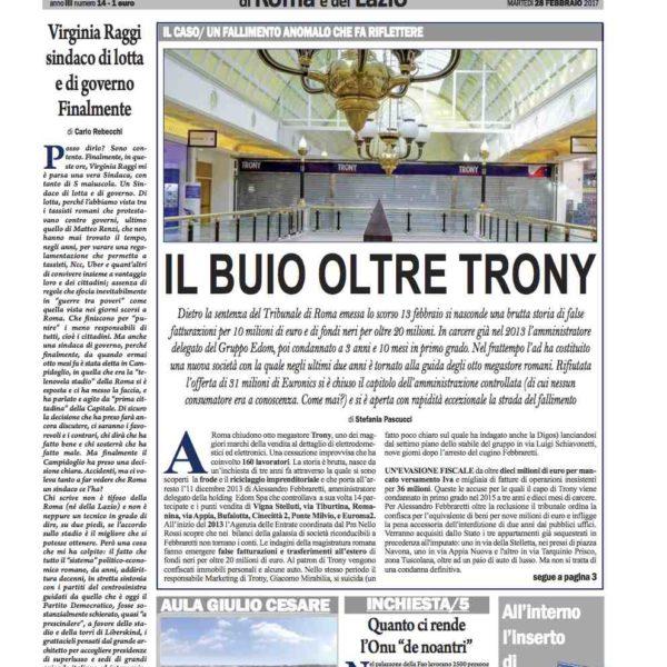Il Nuovo Corriere n.14 del 28 febbraio 2017