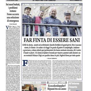 Il Nuovo Corriere n.8 del 7 febbraio 2017