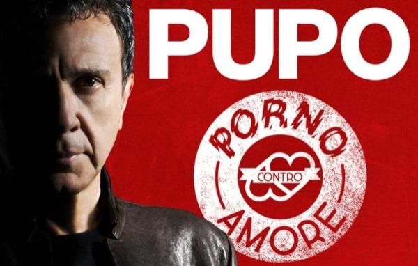 """""""Porno contro Amore"""", Pupo presenta il suo ultimo disco di inediti"""