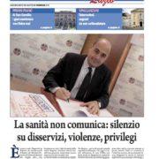 Sanità Il Nuovo Corriere n.12 del 21 febbraio 2017