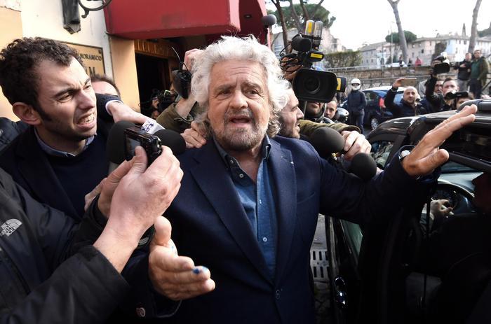 STADIO ROMA Grillo: 'Se si farà, sarà sentita la popolazione'