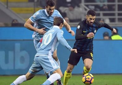 Coppa Italia, 1-2 all' Inter, la Lazio approda in semifinale