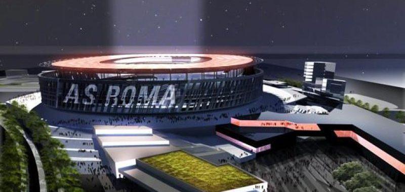 """Stadio della Roma, dubbi a 5 stelle.<br> Raggi: """"Stesse perplessità di Lombardi"""""""