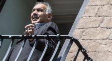Gli ultras romanisti assediano il Campidoglio<br>Pallotta minaccia: pronto a vendere i campioni