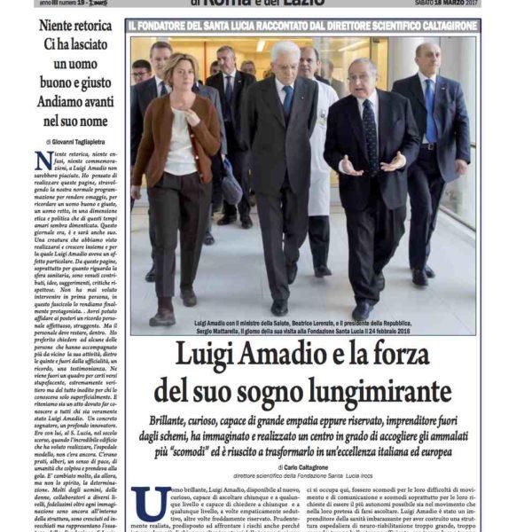 Il Nuovo Corriere n.19 del 18 marzo 2017