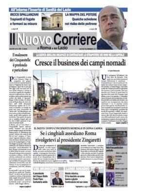 Il Nuovo Corriere di Roma e del Lazio n.20 – Anno III + Cronache Nazionali n.20 – Anno II
